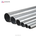 Galvanized steel conduit pipe for electrical cable protection