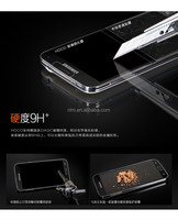 From Japan material for Samsung galaxy s5 screen protector tempered glass