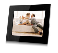 12 Inch Ultra Thin LCD Digital Photo Picture Frame With Calendar Clock Alarm
