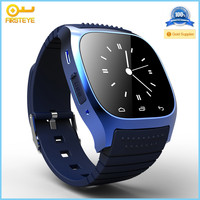 China 1.55 inch watch phone android dual sim wifi 2G 3G WCDMA camera GPS bluetooth smart watch
