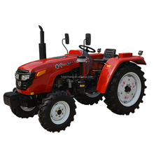 agriculture machinery articulated luzhong 454 45hp 4wd farm tractor with 4 cylinders