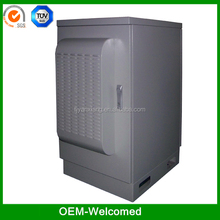 Anti-rust paint outdoor equipment enclosure