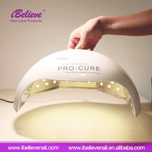 Exclusive Latest Product Professional 365&395nm Two Hands 36W Nail Uv Lamp for All Brand Gel