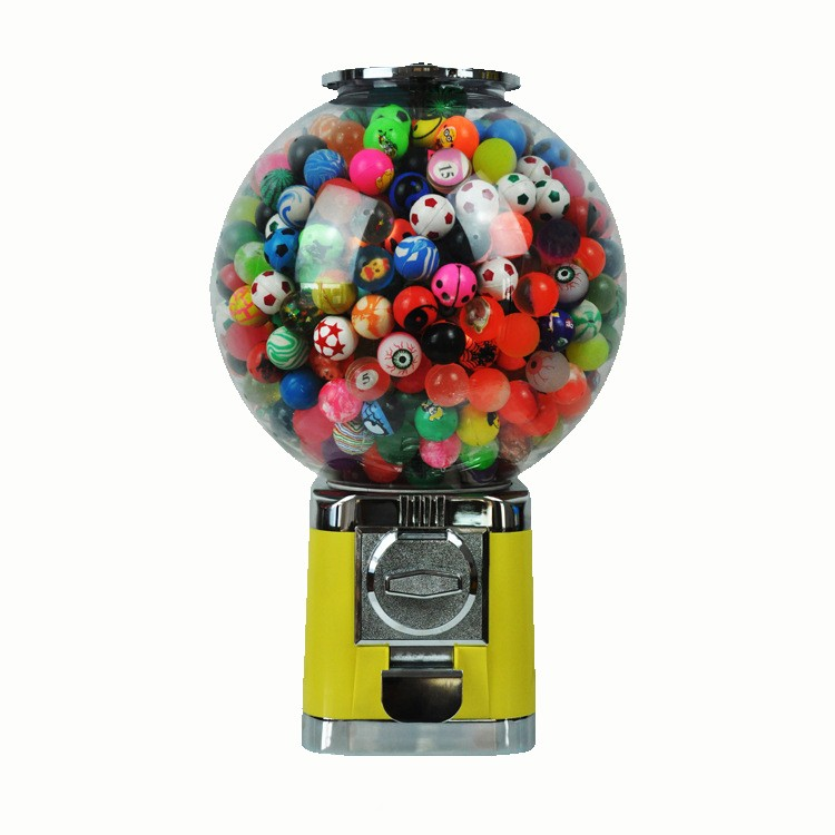 Self Service Bouncy Balls Vending Machine