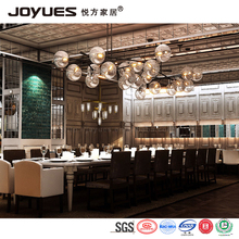 luxury restaurant banquet hall party tables and chairs
