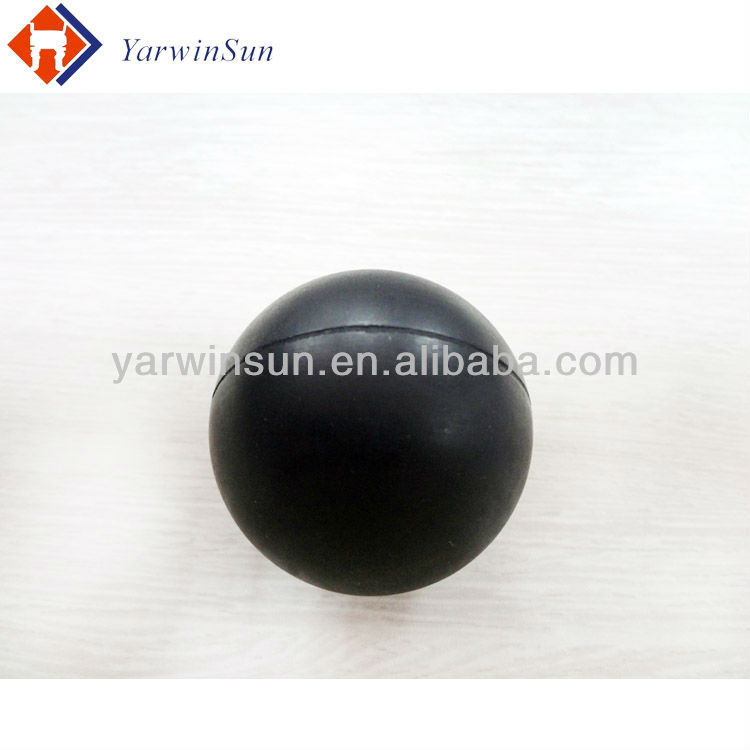 Rubber ball for air valve