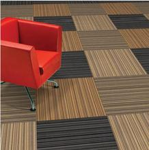 100% New Design Nylon Carpet Tile, Office Carpet