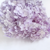 Customized preserved hydrangea material decorative real touch flower blue flower for special event