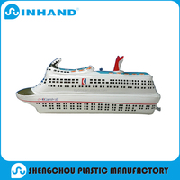 fashion and simplicitary design and Inflatable Luxurious ferry promotional toys