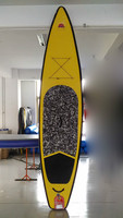 High quality CE certificate SUP paddle board with aluminum/fiberglass paddle