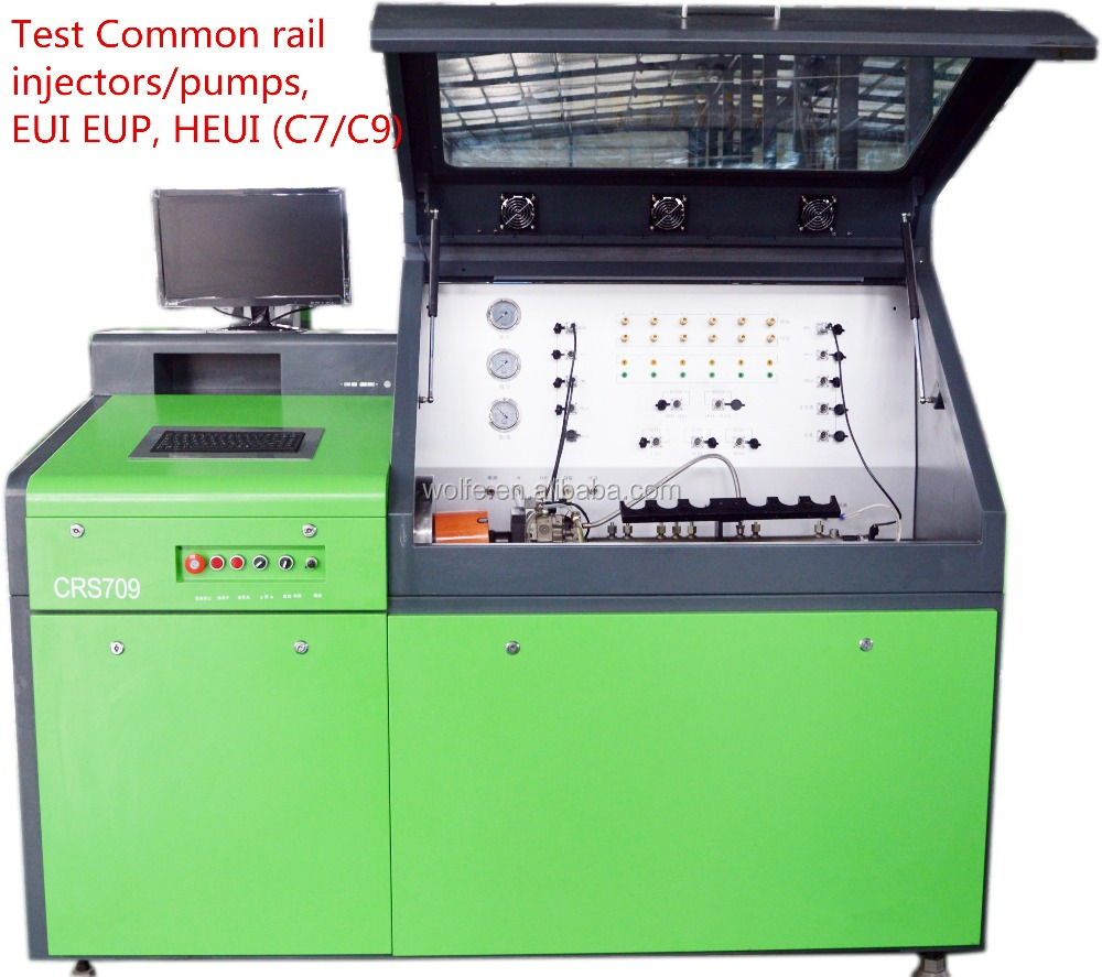 CRS709 HEUI tester diesel injector nozzle tester