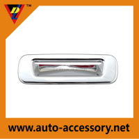 Suzuki swift body kits chrome tailgate cover