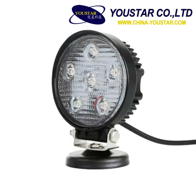LED 18W Flood/Spot beam 4wd 4x4 accessories led jeep light