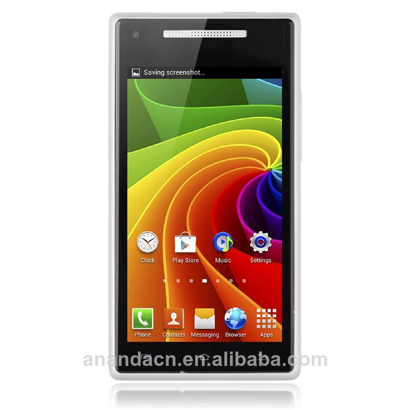 mtk 6572 android smartphon 4.5 inch catee ct200 mtk6572 hot sell 3g wcdma mobiles cheap android phone