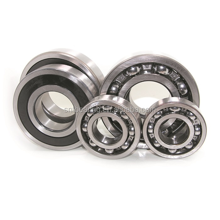 Low friction cheap deep groove ball bearings for instruments