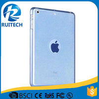 Flexible Clear Soft TPU Back Cover Case for iPad mini Gel Silicone Bumper Case Skin Cover