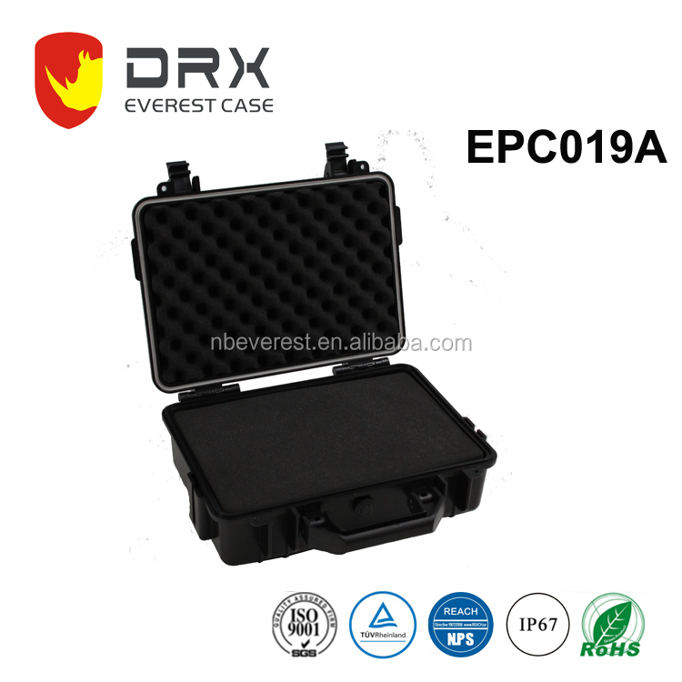 CAMERA CARRYING CASE black rugged heavy duty photography equipment travel box dj