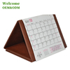 desk calendars,cardboard desk calendar,table desk desktop calendar for 2014