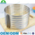 Adjustable silver stainless steel layer cake slicer kit, mousse mould