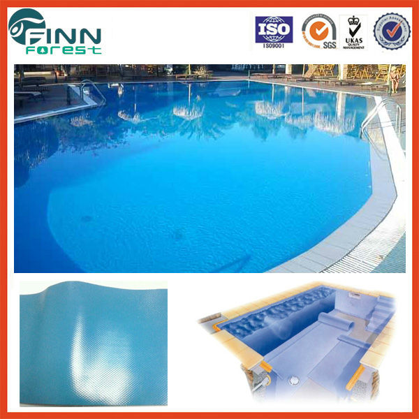 Liners piscina impermeable y forro piscina enterrada for Precio piscina prefabricada enterrada
