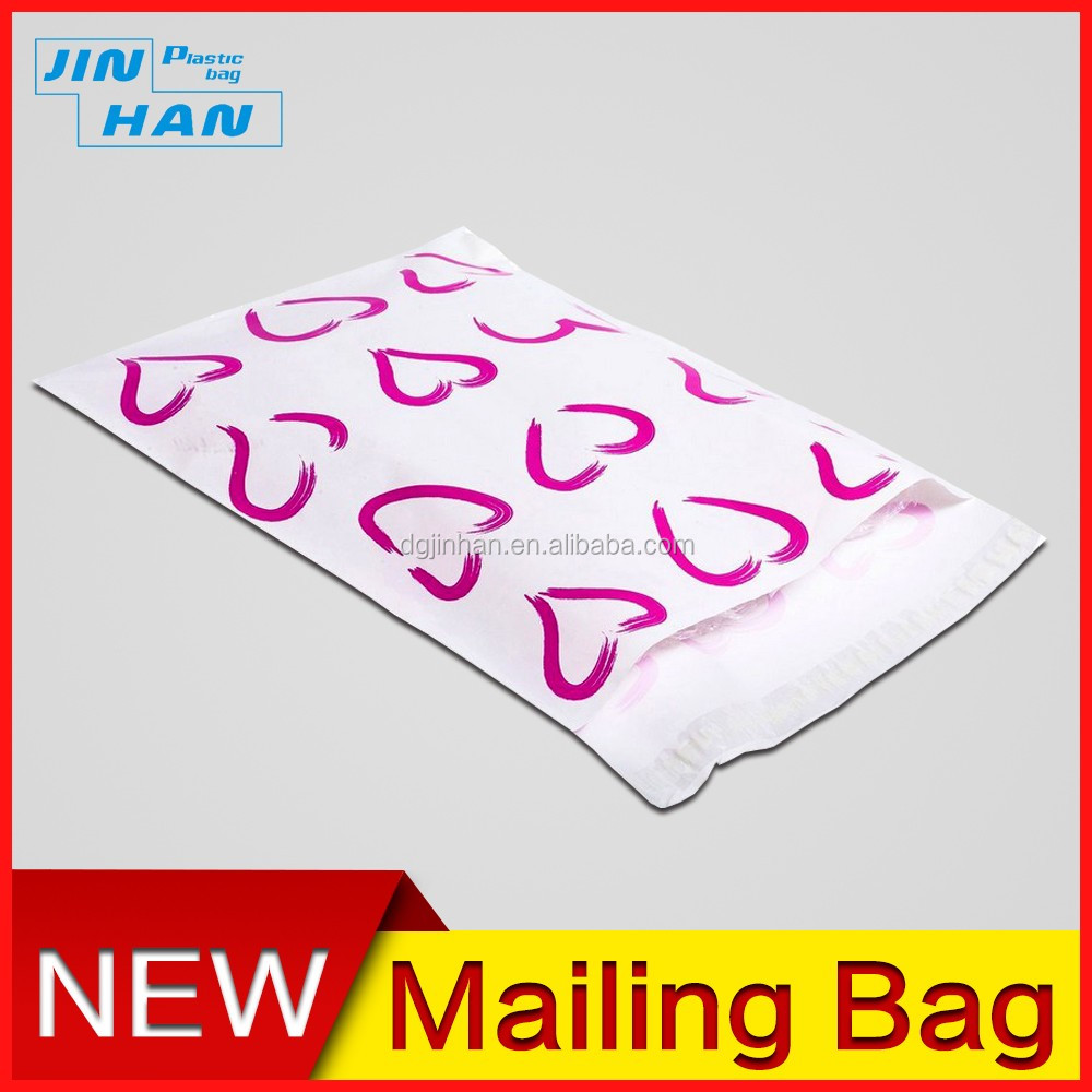 Various colors unique design direct manufacturer cheap mailing bag for express delivery and packaging