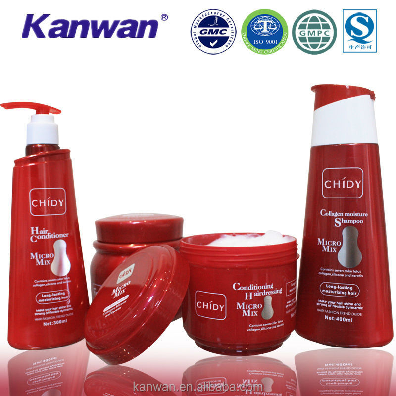 Professional hair care products as keratin hair treatment of 300ml 400ml