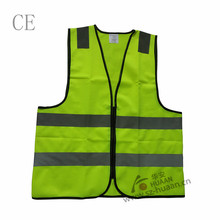 Good quality hot-selling blue mesh fabric reflective safety vest
