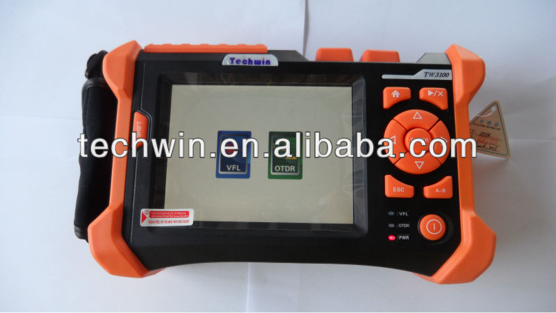 Perfect Handheld Tester M200 OTDR mini otdr with battery