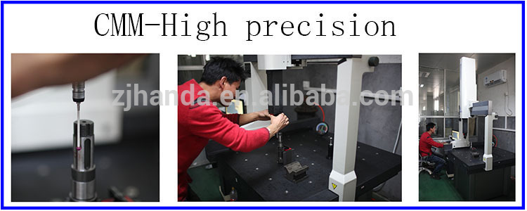 HANLIDA China manufacture direct sale precision dump truck telescopic hydraulic cylinder