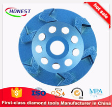 high speed diamond v shape grinding wheel