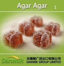 Food additives gracilaria agar