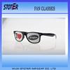Pinhole Glasses With Stick Paper,Sunglass,Party Glasses