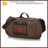 new retro canvas handbag fashion designer sports bags shoulders cross body laptop gym bag hand bag