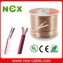 16AWG/18AWG/21AWG Flat Speaker Cable