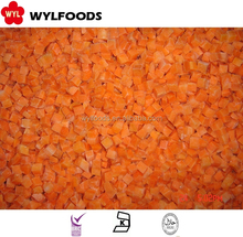 high quality bulk frozen carrot price wholesale