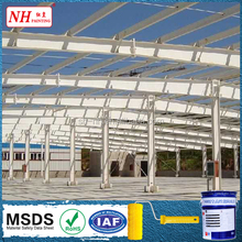Anti corrosion spray epoxy primer paint for steel