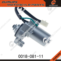 for 110CC CUB GSM MAX III motorcycle starter motor wholesale