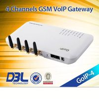 4 channels GOIP4,voip vouchers and voip credit