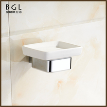 20839-cp best selling hot bathroom products zinc alloy chrome bathroom accessory soap holder