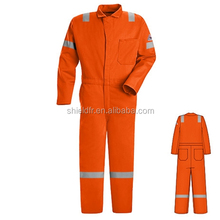 safety clothing modacrylic fire retardant coverall