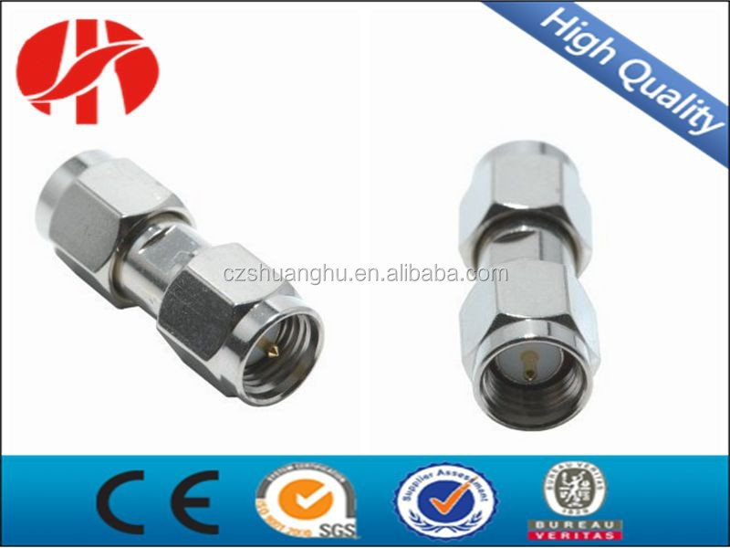 factory price SMA double male RF connector
