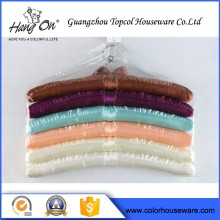 Household clothes Natural Color Pretty Satin Hanger
