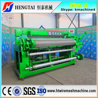 For Construction! Automatic Wire Mesh Welding Machine with Roller