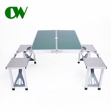 Widely used wholesale distributors leisure life bulk aluminum outdoor camping picnic folding furniture