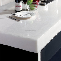 Easy Clean Quartz Kitchen Countertops Solid