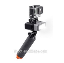 Waterproof Underwater 30 meters 300LM diving video LED light for Go Pro or any other cameras