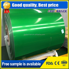Alibaba china aluminium sheet color painted coated aluminum coil
