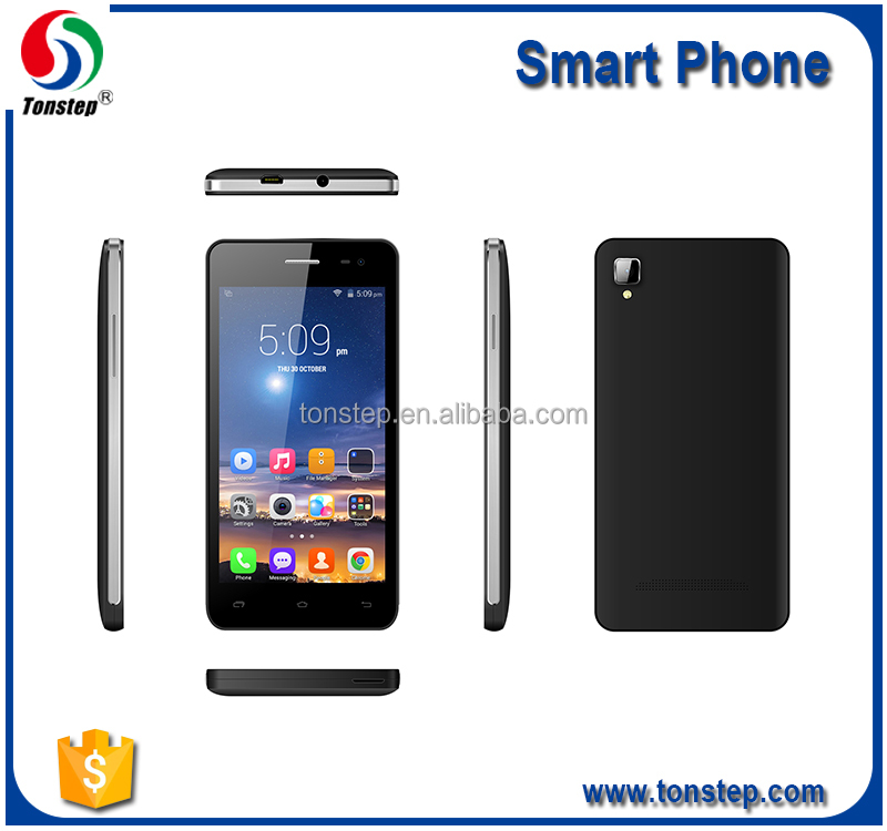 "4.5"" MTK6572W Dual core dual sim Android 4.4 3G smart phone for sale"