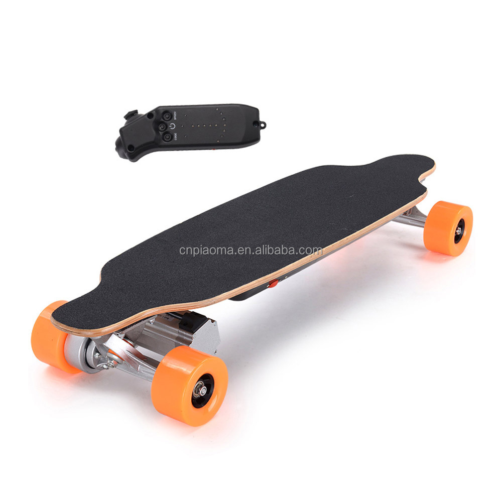 Wireless remote control electric skateboard cool style