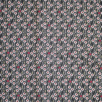 Flower Printed Fabric Fashion Fabric Supplier